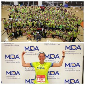 MDA Marathon Team
