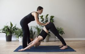 heal through yoga