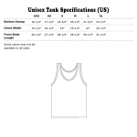 Tank Specifications US